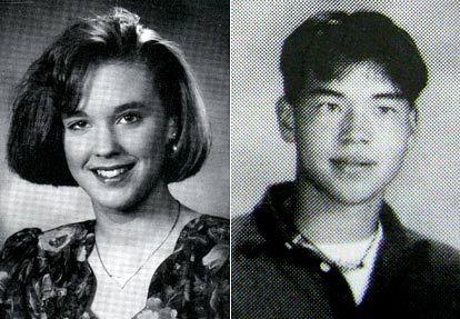 Kate & Jon Gosselin in high school
