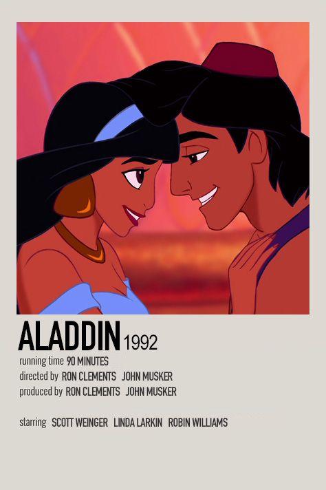 Aladdin (1992) by Jessi