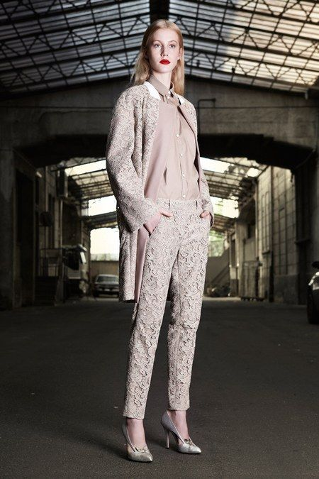 Milena Men Spring Summer and Autumn Winter Collections
