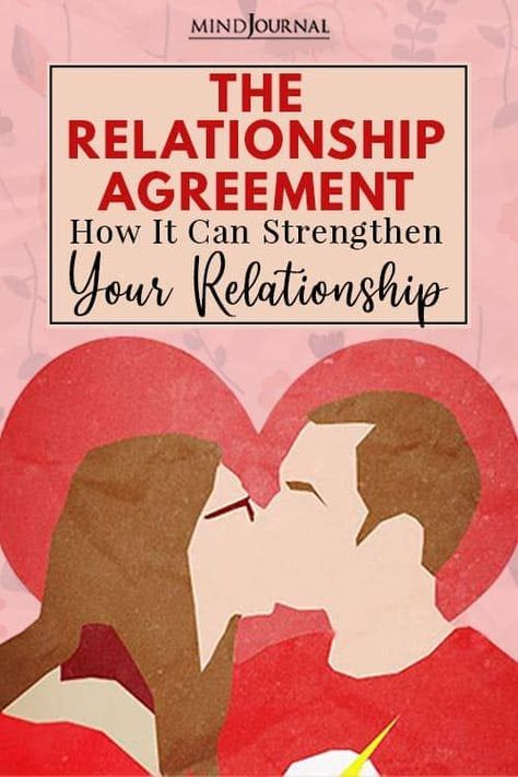 Before getting into a committed relationship, if you and your partner sign a relationship agreement, it might help you build a healthy and happy relationship. #relationshipagreement #strengthenyourrelationship #healthyrelationship