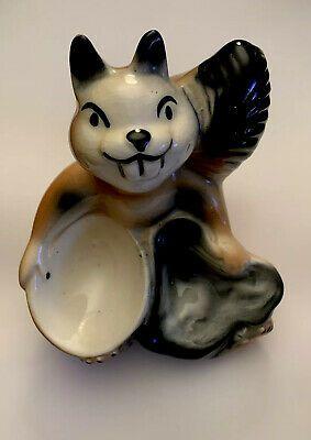1957 Mid Century Fine Enterprises Inc Ceramics Vintage Squirrel Ebay Mid Century Squirrel Ceramics