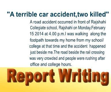 The Shortcut Way of Report Writing-1 for SSC \ HSC Examu0027u0027 For - board report