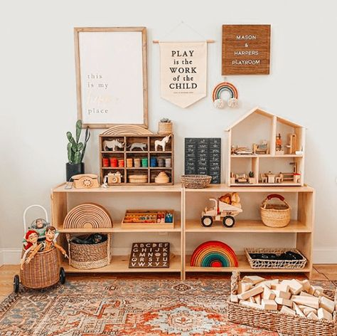 Awesome 38 Classy Kids Playroom Design Ideas With Tent Decorations Playroom Design, Kids Room Design, Playroom Decor, Playroom Quotes, Family Room Playroom, Room Kids, Kids Decor, Wall Decor, Home Decor