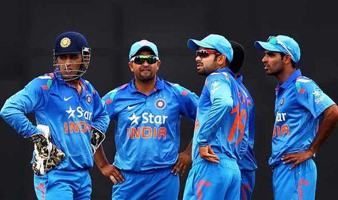 India S Squad For T 20 Against World Champion Http Www Tsmplug Com Cricket Indias Squad For T 20 Against World Champion Tri Series Cricket Teams Blue Jays