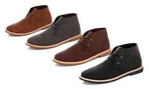 Tipe Sepatu Kulit Chukka Boots Sepatu Boot Pria Sepatu Pria Sepatu