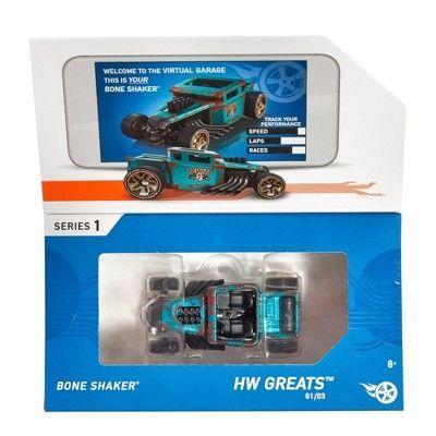 NEW Sealed! Hot Wheels id Car HW50 Concept
