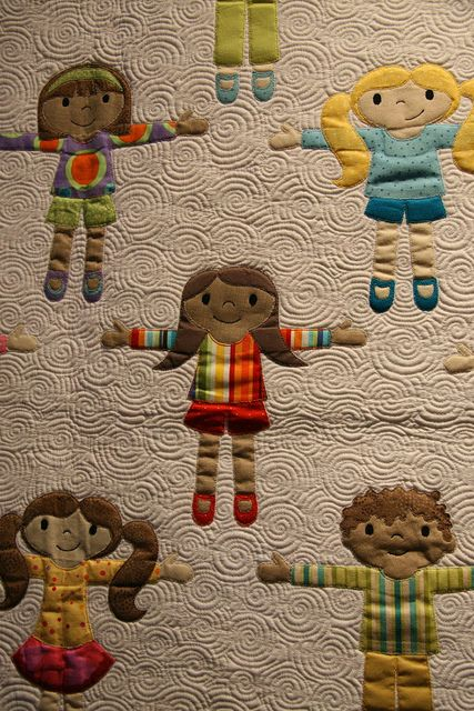 I love this quilt!!