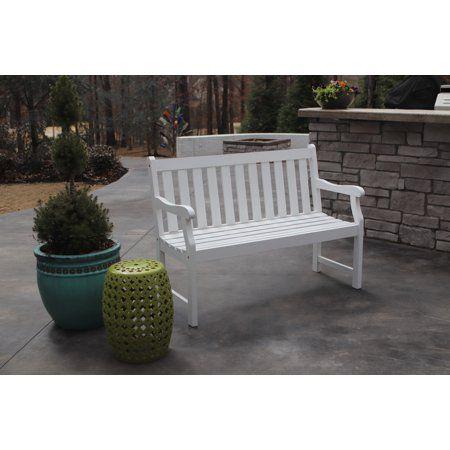 Henley Outdoor Bench Walmart Com Patio Ideas In 2019