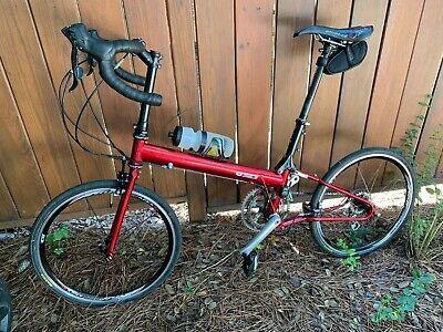 Sponsored Ebay Bike Friday Pocket Rocket Pro Folding Bike Dura