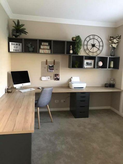 Das Schreibtischdesign. - #workplace #design #desk, #das #Design #desk #Schreibtischdesign #workplace