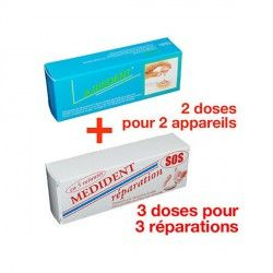 Pack Securite Prothese Dentaire Dentaire Prothese Dentier