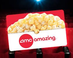 Amc Theater Gift Card Gift Card Theatre Gifts Sweepstakes