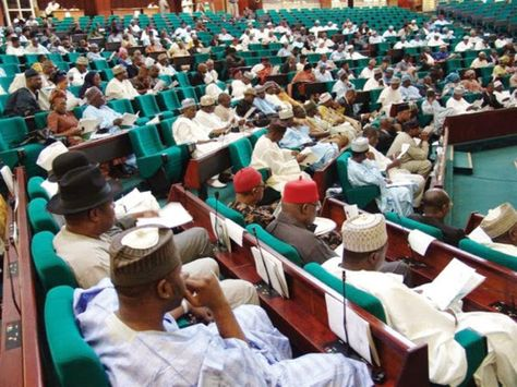 Apc Becomes The Majority In Federal House Of Representatives House Of Representatives Nigeria Reps