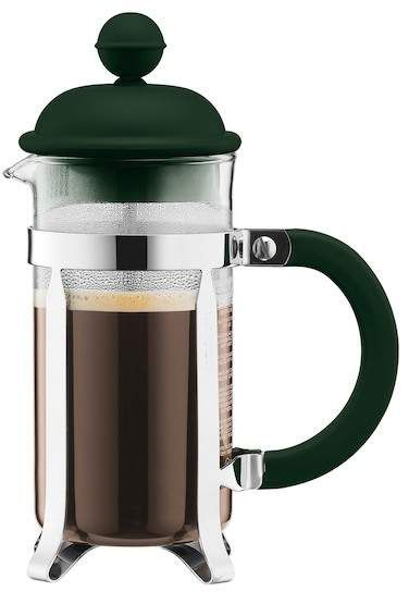 Bodum Forest Green Caffettiera French Press 3 Cup Coffee Maker Details The Cafettiera Coffee Maker Incorporates The Bodum Motto Beautifully Good Design Doesn T