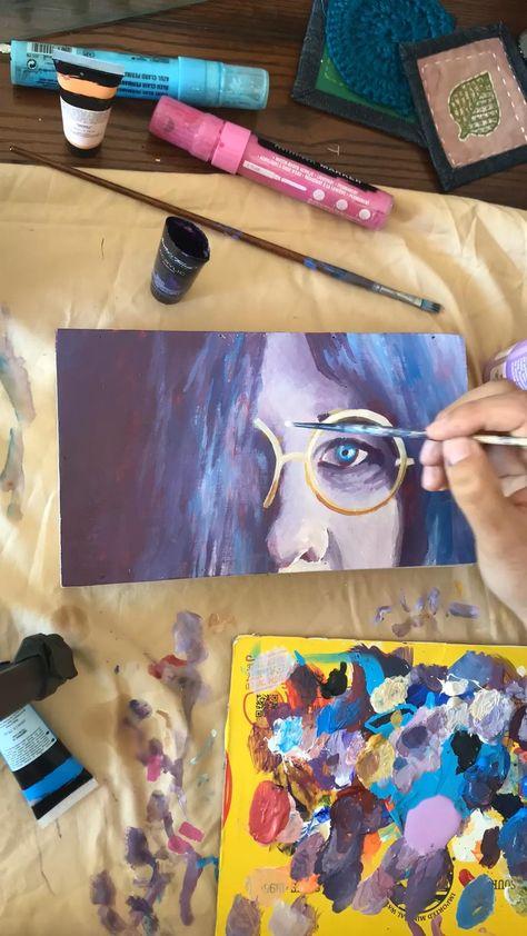 Janis Joplin portrait | rock music