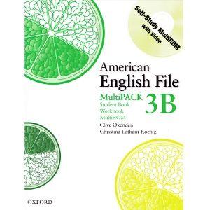 American English File 3b Student Book Workbook Em 2020 Com
