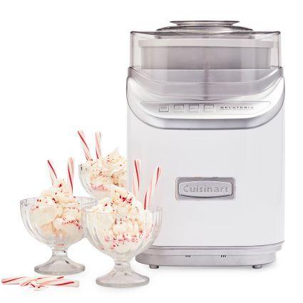 Cuisinart Gelateria Ice Cream Maker Peppermint Ice Cream Sorbet Maker Ice Cream Maker