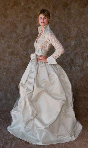 White Chocolate Label by Scott Corridan - Zenadia Design - ignoring the skirt of the dress