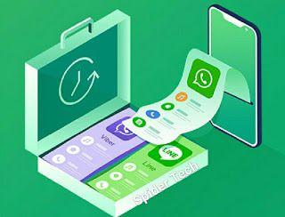 طريقة نسخ محادثات الواتس اب في الآيفون Electronic Products Phone Vibes
