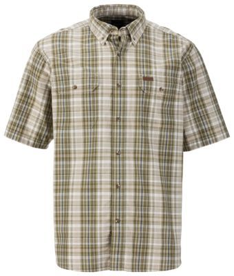 261bb606824 RedHead Workwear Plaid Shirts for Men - Cypress - XL