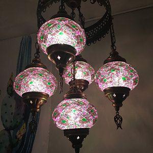 Hanging Lamp Turkish Lamp Moroccan Lamp Hanging Ceiling Light