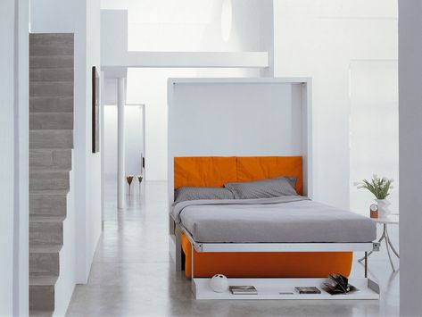 Letto Matrimoniale A Scomparsa Moderno.Pull Down Double Bed Ito By Clei Letto Matrimoniale A Scomparsa