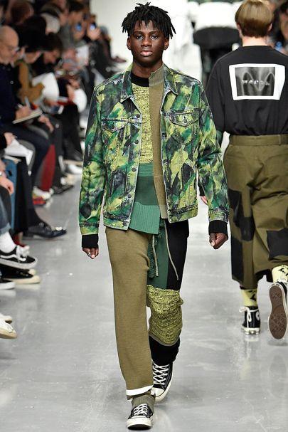 Liam Hodges Autumn/Winter 2017 Menswear Collection