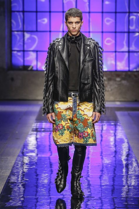 DSquared2 | Menswear - Spring 2018 | Look 37