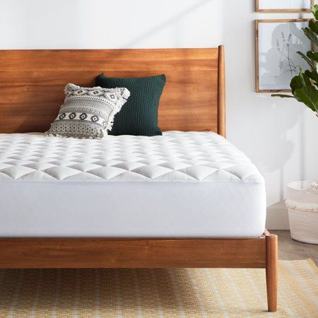 Rest Haven Overfilled Mattress Pad   Walmart.in 2020 | Pillow