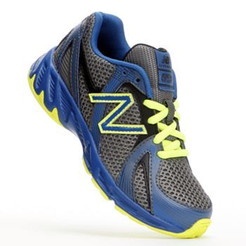 new balance 550 boys running shoes