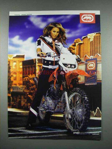 2004 Ecko Fashion Ad - Leeann Tweeden