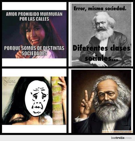 Selena V S Marx Selena Amor Prohibido Memes