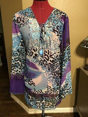Miraclebody ANIMAL PRINT Women's 3//4 Sleeve Dress Size S M OR L NWT SLIMMING!!