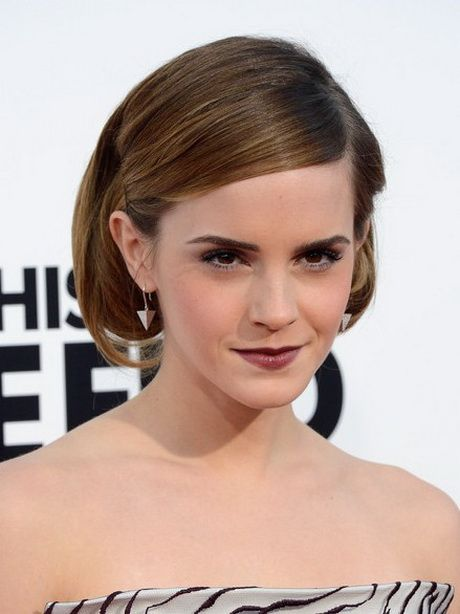 Aktuelle Kurze Frisuren Emma Watson Popular Short Hairstyles