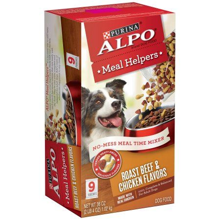 Pets Dog Food Recipes Alpo Dog Food Chicken Flavors