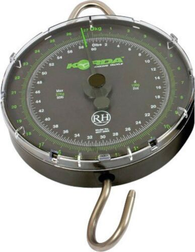 Korda Limited Edition 60lb Dial Scales
