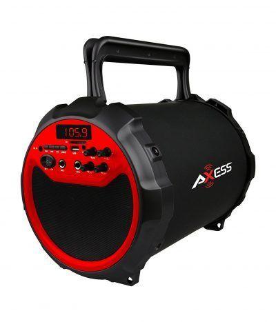 Waterproof Bluetooth Speaker System Wireless Outdoor Hi-Fi Loud SD Card USB AUX