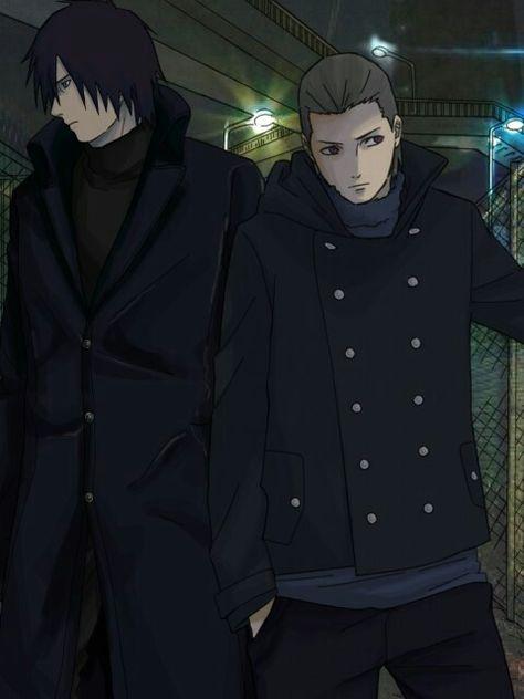 Kakuzu & Hidan