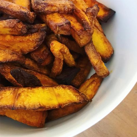Butternut Squash Fries In Air Fryer Recipe Butternut Squash