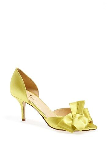 ccdea7d5d77e These pretty Kate Spade shoes at Nordstrom come in a variety of colours  including white!