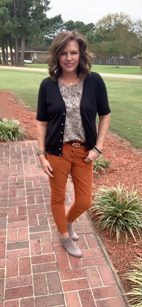 Corduroy Is Back This Fall! | B and B Blog | Extra long