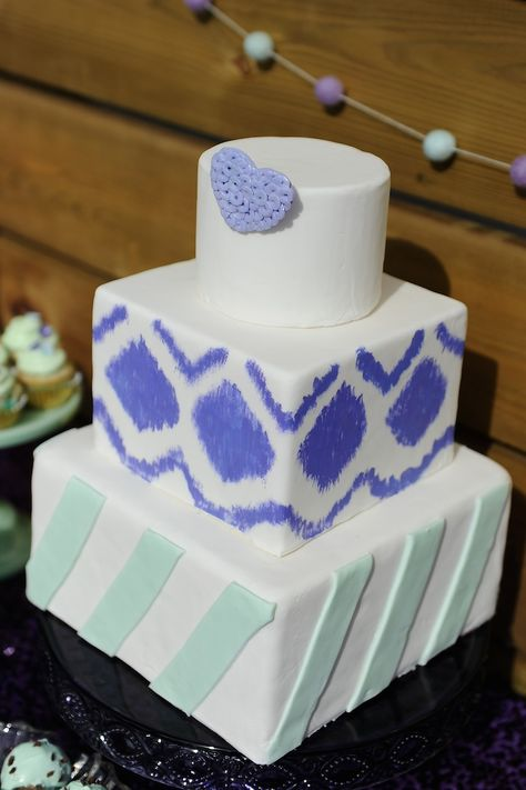 Mint and Lavender Dance themed birthday party via Kara's Party Ideas KarasPartyIdeas.com Cake, desserts, favors, printables, recipes, and more! #dance #danceparty #mintandlavender (15)