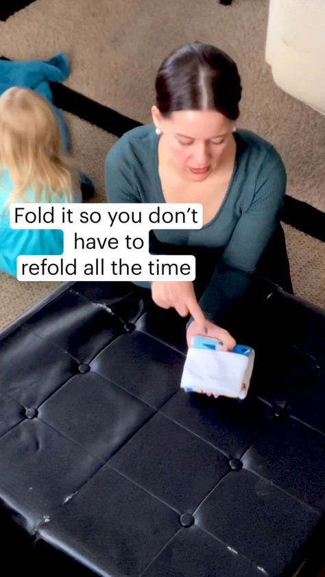 Folding hack you need in your life