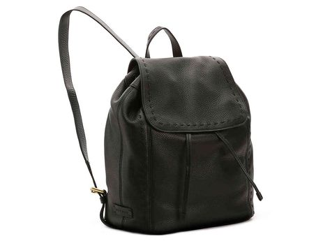 05907bb378f5 Cole Haan Ivy Leather Backpack Women s Handbags   Accessories