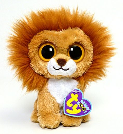 Ty Beanie Boo - King - Lion - September 21th  28d439f7a241