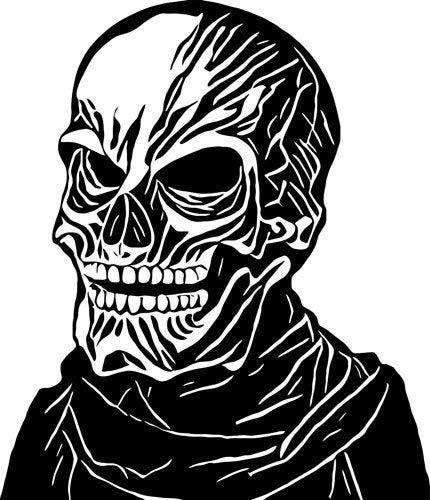 Death Skull Png
