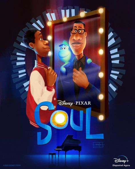 Pixar Soul