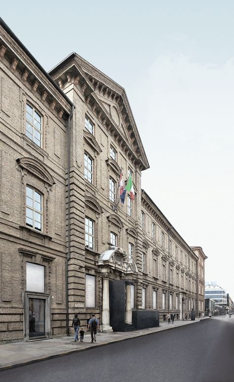 OPPS · Museo Regionale di Scienze Naturali di Torino · Architettura italiana