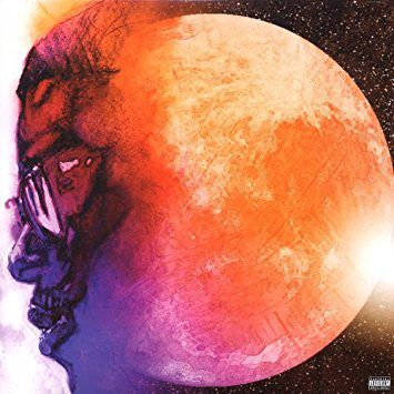 Kid Cudi-Man on The Moon The End of Day Music Album Cover Poster Art Print Wall Posters Size 772437773572520758