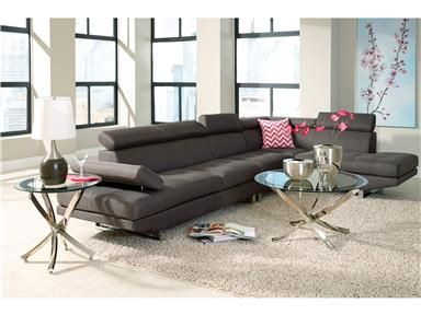 Shop for Coaster Sectional, 501221, and other Living Room ...